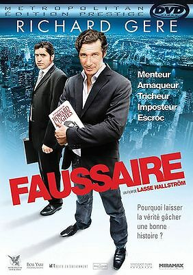 LE FAUSSAIRE (the hoax) // DVD neuf