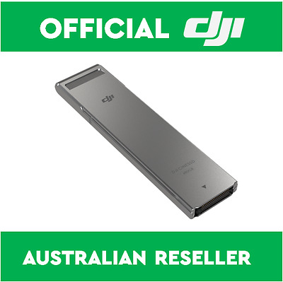 NEW DJI CineSSD Card for Inspire 2 ***Australian Stock & Warranty***