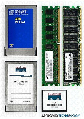 MEM1841-256D 256MB  Approved Cisco DRAM Module for 1841