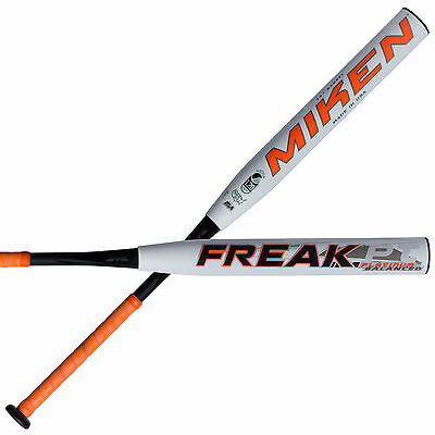 2017 Miken Freak Platinum 14″ 34/26 USSSA Balanced Slowpitch Bat MFPTBU  , new