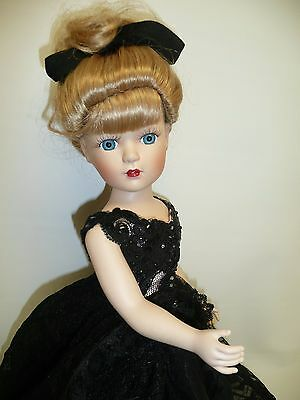 "16"" Porcelain Doll Evening Star by Madame Alexander"