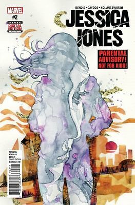 Jessica Jones #2 2016 Marvel Comics