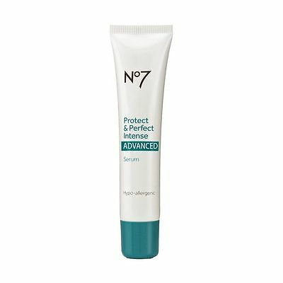 BOOTS No7 protect & and perfect intense advanced serum - 30ml