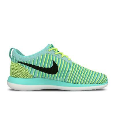 a6086c754437 NEW GIRLS JUNIORS NIKE ROSHE TWO FLYKNIT GS Trainers Shoes 844620 ...