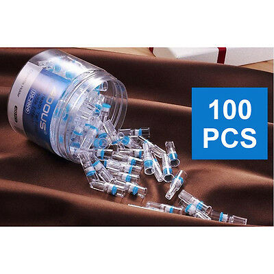 100pcs Filter Holder Cigarette Tar Filter Holder Healthy Double Filtering System