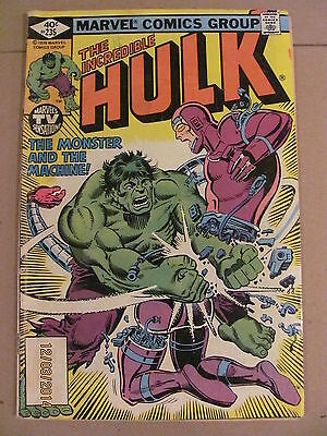 Incredible Hulk #235 Marvel Comics 1968 Series