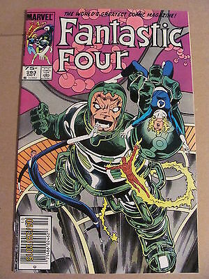 Fantastic Four #283 Marvel Comics 1961 Series Newsstand Edition