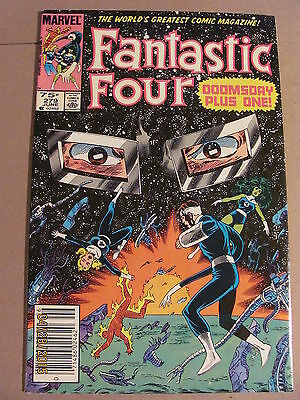 Fantastic Four #279 Marvel Comics 1961 Series Newsstand Edition
