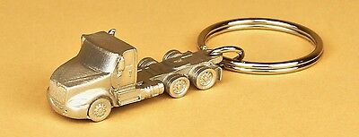 Truck driver semi keychain gift award million mile collectible truckers gifts