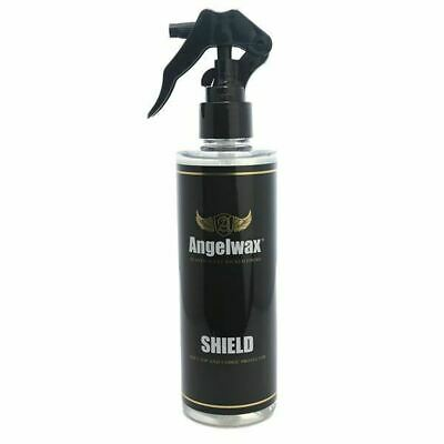 Angelwax Shield Soft Top and Fabric Protector 250ml Protect Seats, Carpets