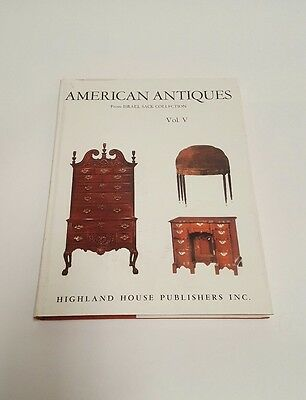 American Antiques Israel Sacks Collection volume V 5