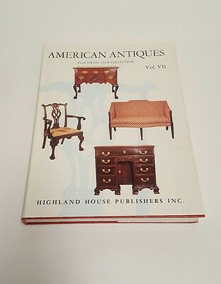 American Antiques Israel Sack Collection vol VII 7