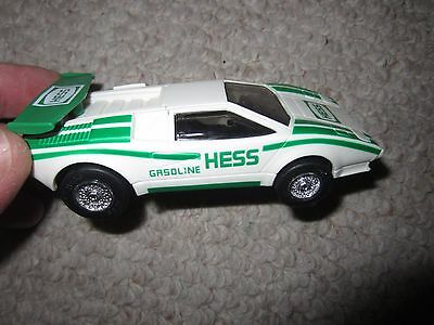 1991 Hess Racer Sports Car Load  FREE SHIPPING!