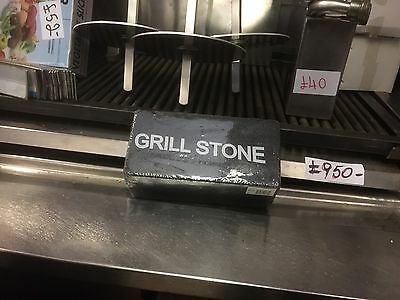 Commercial Grill Brick Cleaning Stone