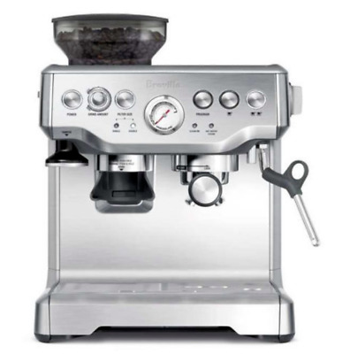 NEW Breville the Barista Express™ 1700W Coffee Machine BES870BSS RRP $899