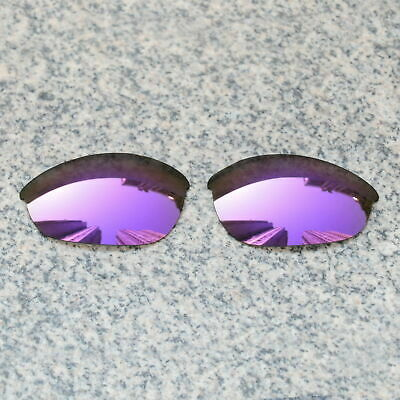 95ee64d6c85 RawD Purple Mirrored Replacement Lenses for-Oakley Half Jacket POLARIZED