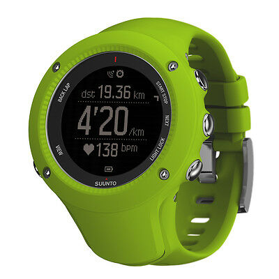 Suunto Multifunktionsuhr Ambit3 Run GPS-Uhr NEU