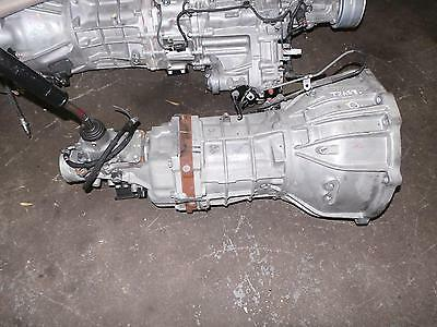 Toyota Hilux Trans/gearbox Manual, 2Wd, Petrol, 4.0, 1Gr, 5 Speed, 03/05-08/15