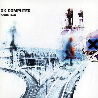 RADIOHEAD ~ OK COMPUTER ~ 2 x VINYL LP ~ *NEW AND SEALED*