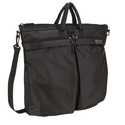 Flyboys Defender Oversized Helmet Bag Black