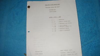 The Mary Tyler Moore Show Tv Script Chuckles Bites The Dust Ed Asner Bety White