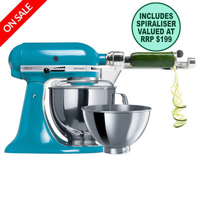 Kitchenaid Artisan Stand Mixer NEW IN BOX! United Kingdom