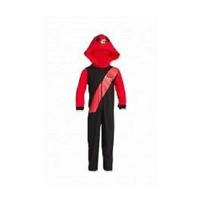 Essendon Bombers Childrens Bodysuit with Hood AFL Official Genuine BNWT