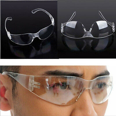 Quality Medical Use Lab Safety Goggles Eye Protective Glasses Windproof Safety
