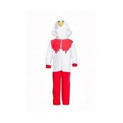 Sydney Swans Childrens Bodysuit with Hood AFL Official Genuine BNWT