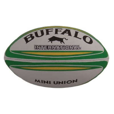 Buffalo Sports Rugby Union Pathway Ball - Multiple Sizes
