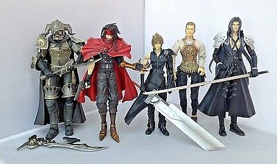 Final Fantasy XII Square Enix Play Arts Action Figures Collection! Cloud Strife