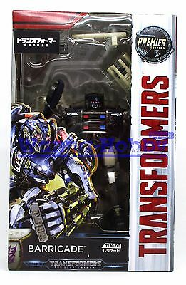 91529 Transformers MV5 The Last Knight TLK-02 Barricade JP MISB IN STOCK