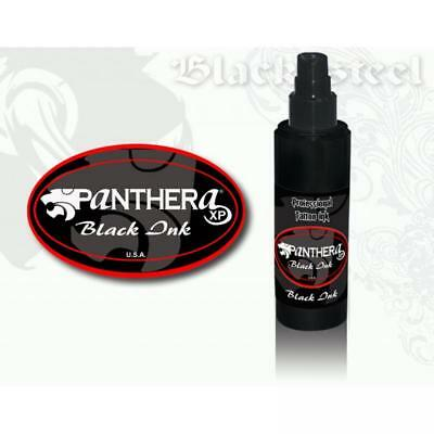 Tinta Tattoo Ink Homologada ECE Approved PANTHERA BLACK INK