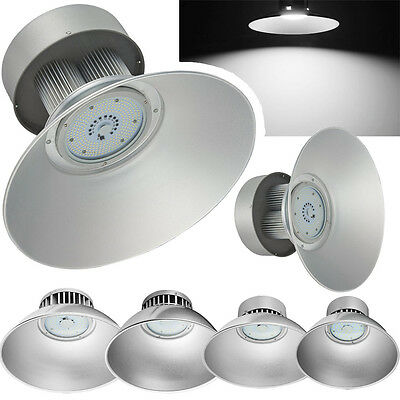 LED High Bay Lamp 30W 50W 70W 100W 150W Commercial Warehouse Factory Lighting