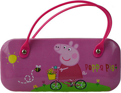 Girls - Peppa Pig Glasses Sunglasses Hard Case