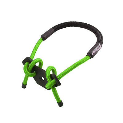 Truglo Apex Attitude Sling Green/Black Finish AG441GB