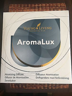 Young Living AromaLux Diffuser (UK or Euro plug)