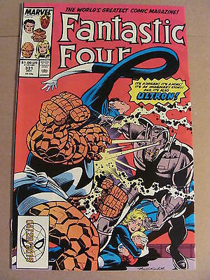 Fantastic Four #331 Marvel Comics 1961 Series 9.2 Near Mint ULTRON app
