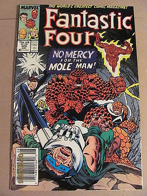 Fantastic Four #329 Marvel Comics 1961 Series Newsstand Edition