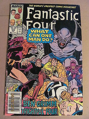 Fantastic Four #328 Marvel Comics 1961 Series Newsstand Edition