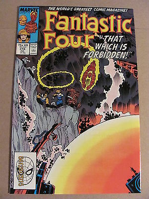 Fantastic Four #316 Marvel Comics 1961 Series 9.2 Near Mint-