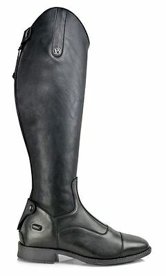 Brogini Casperia Horse Riding Leather Equine Outdoor Competition Stretch Boot