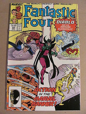 Fantastic Four #306 Marvel Comics 1961 Series 9.2 Near Mint-