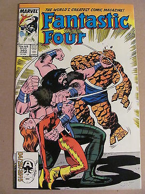 Fantastic Four #303 Marvel Comics 1961 Series