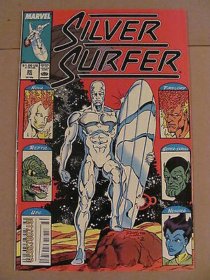 Silver Surfer #20 Marvel Comics 1987 Series 9.2 Near Mint