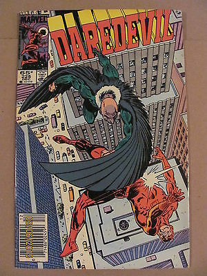 Daredevil #225 Marvel Comics NETFLIX Newsstand Edition