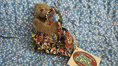 """Ganz -- Cottage Collectibles -- Mary Holstad -- """"Tagalong"""" -- MWT"""