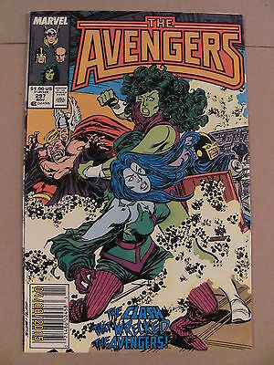 Avengers #297 Marvel Comics 1963 Series Newsstand Edition