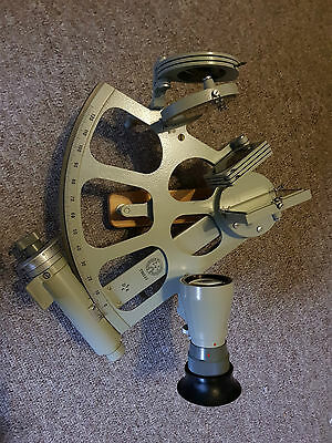 Quality Freiberger Sextant - with Carl Zeiss telescope