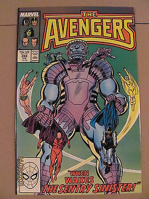 Avengers #288 Marvel Comics 1963 Series 9.2 Near Mint-
